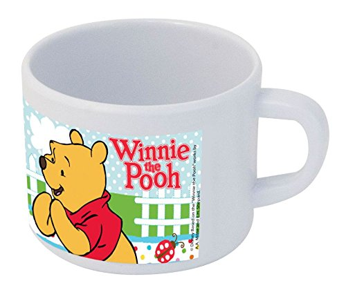 P : OS 68922 Enfant Disney Winnie l'Ourson Tasse en mélamine, 200 ml