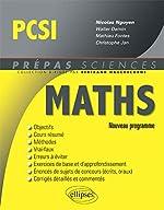 Maths PCSI Conforme au Programme 2013 de Nicolas Nguyen