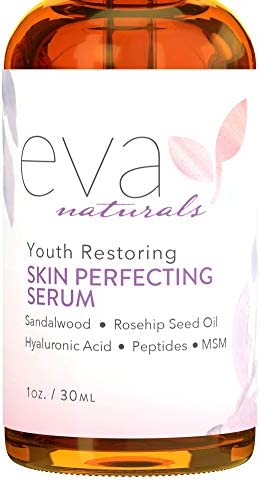 Skin Perfecting Serum Rosehip Oil Hyaluronic Acid Serum for Face Naturally Hydrates Fades Lines product image