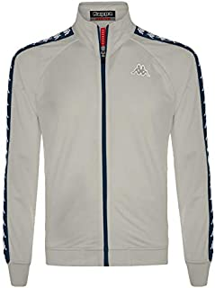 Kappa Mens 222 Banda Anniston Slim Fit Track Jacket