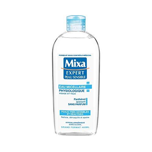 Mixa Expert Peau Sensible Eau Micellaire Physiologique 400 ml