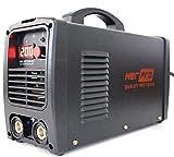HERPRO Soldador Inverter Profesional IGBT 200 Amperios para soldadura por arco MMA - 60% Factor De Marcha y 3 Placas PCB Para un Alto...
