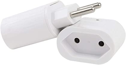 iCLAMPER Pocket 2 Pinos - 20A Branco