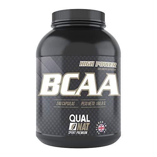 BCAA con Vitaminas B2 B6 | Aumenta Masa Muscular y Quema Grasas...