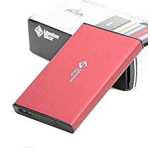 Homyl Portátil Disco Duro Externo HDD/SSD de USB 3.0, 500GB / 1T ...
