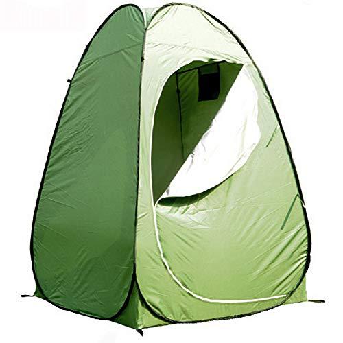 ZXYSR Pop-Up Umkleidezelt, Duschzelt Toilettenzelt Camping Faltzelt, Pop Up Zelt Lagerzelt Wurfzelt Für Outdoor Strand Angel Camping Wandern, 120 X 120 X195 cm