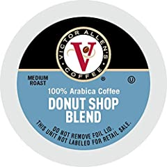 Includes 80 single serve instant coffee pods for K-Cup Keurig 2.0 Brewers Ultimate freshness in a single serve cup of coffee This is a medium roast 100% Arabica coffee blend Kosher certification: this product is certified kosher by the orthodox union...