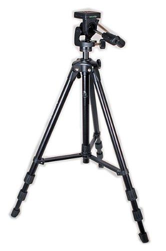 Triton Fotostativ FVT mit Mittelsäule bis 180cm Höhe incl. Hochlast Neigekopf PH36, FVT