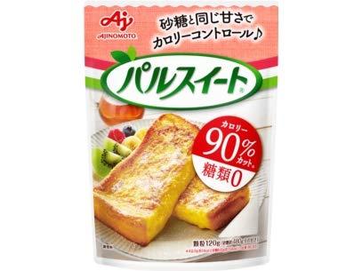 味の素株式会社 味の素 パルスイート 袋 120g ×10個