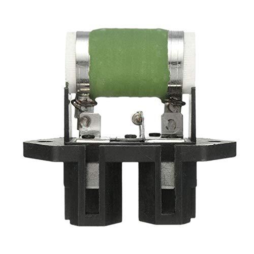 Lyjun Radiador Calentador Ventilador Resistencia de Motor Ajuste para FIAT FIT para Alfa FIT para Romeo Fit para Bravo Fit para Coupe Fit for Punto Fit para STILO 51736774 46533716 (Color : Green)