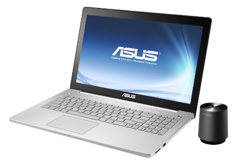 Asus N750JV-T4033H 43,9 cm (17,3 Zoll) Notebook (Intel Core i7 4700HQ, 2,4GHz, 8GB RAM, 1TB HDD, NVIDIA GT 750M, Bluray, Win 8) silber