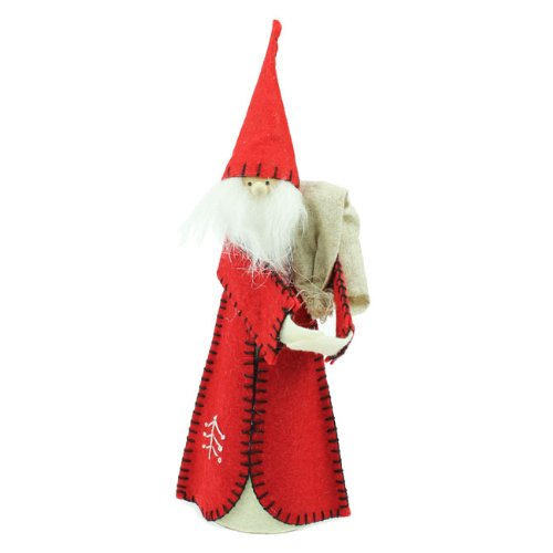 Nordic Santa Christmas Tree Topper