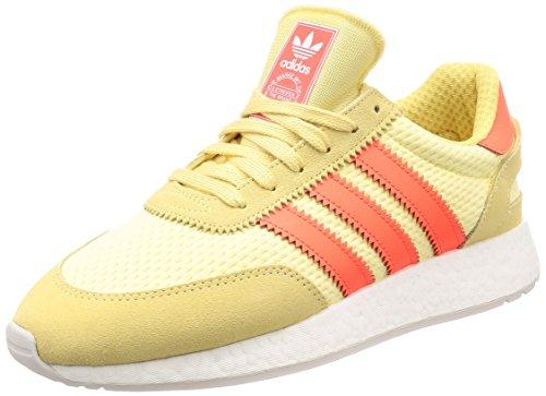 Adidas I-5923, Zapatillas de Deporte Hombre, Amarillo (Amatra/Rojsol/Griuno 000), 43 1/3 EU