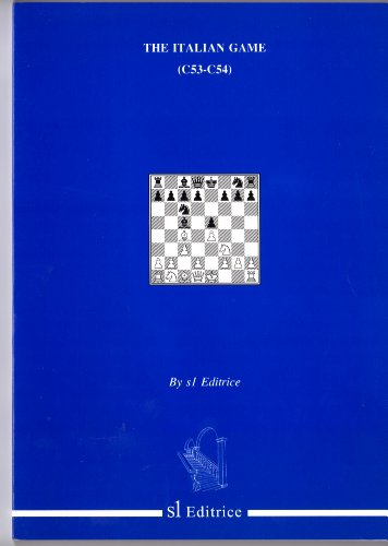 The Italian Game (Buch + Diskette)