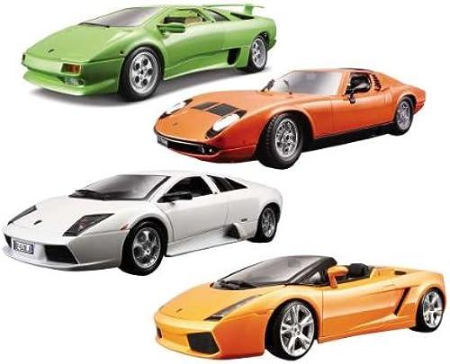 giocheria hdg89792 listil Plus C Lamborghini Assortiment 1  18