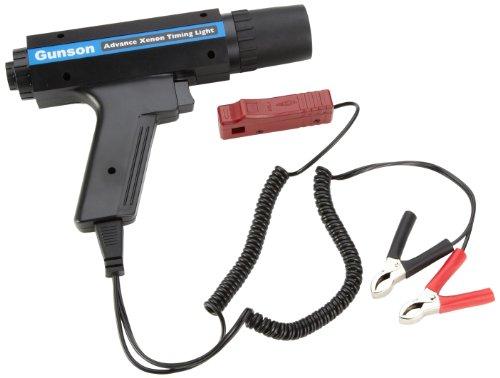 GUNSON 77008 - Lampada stroboscopica con variatore d'anticipo