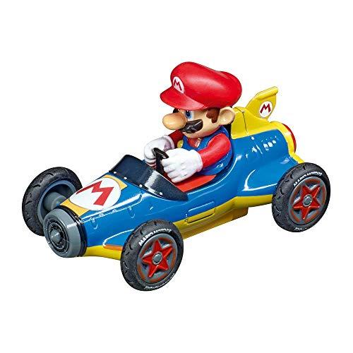 Carrera 20064148 Nintendo Kart Mach 8-Mario, Mehrfarbig