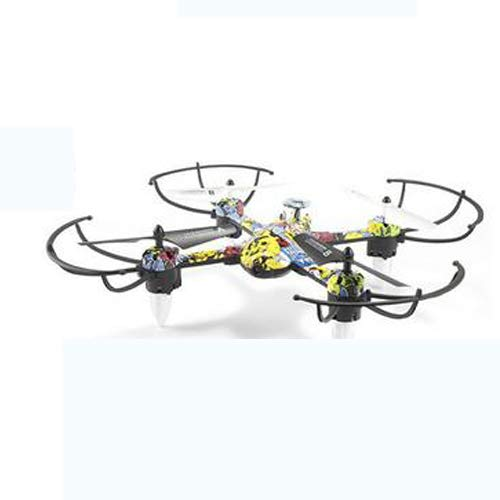Drone, Drones, Remote Control Plane, Quadcopter with LED Fixed Height A Drone Full of Personality for Kids Adults.