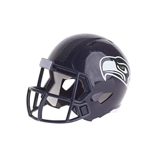 Riddell Seattle Seahawks Mini-Speed Pocket Pro Micro/Kamerahandys/Football Helm