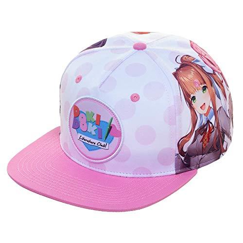 Doki Doki Literature Club Hat - Officially Licensed