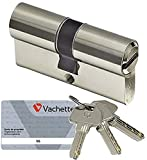 Vachette 67101CPV6/SC Cylindre, Nickel, 30 x 30 mm