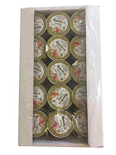 Tomate ajo y aceite en monodosis Iberitos - 45 unidades x 22 gr