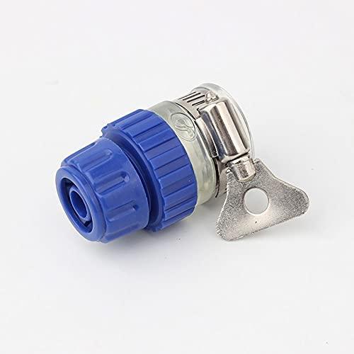 CPH20 Conector de grifo de plástico para grifo, accesorios de conversión de arandelas, articulación multifunción integrada (tamaño : 4 puntos)