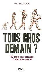 illustration livre des hommes grossissent Pierre Weill