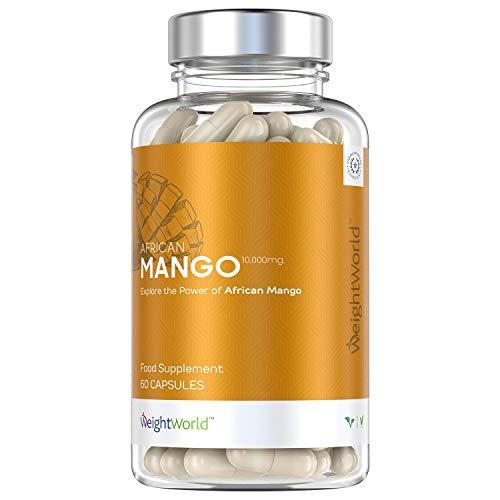African Mango - Suplemento Natural De Mango Africano - Inhib
