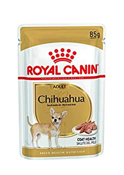 Royal Canin Chihuahua pour chien adulte Nourriture, 12 X 85 g
