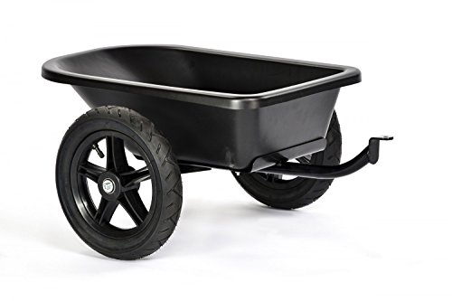 Dino Cars Anhänger Dumpy - schwarz