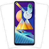 Elvana Google Pixel 4a Full Edge-to-Edge Coverage Tempered Glass Screen Protector for Google Pixel 4a