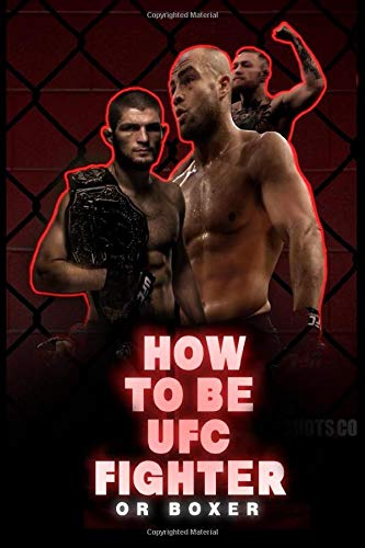 Notebook for  UFC MMA fighter's Or Boxer: ( Ultimate Fighting Championship )
