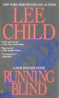 By Lee Child - Running Blind (Reissue)
