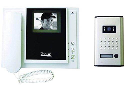 Vigor-Blinky VD-200 Kit Videocitofoni con Telecamera Bianco/Nero