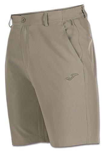 Joma Pantalon Court Unisexe pour Adulte Beige Taille S Beige/001