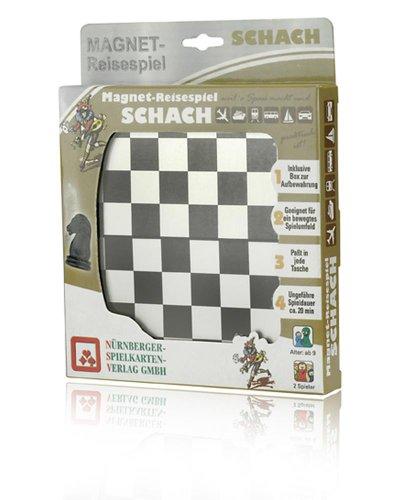 08219905005 - Nürnberger Spielkarten - Magnet-Reisespiel Schach