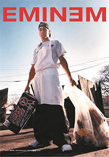 Eminem Bandera Garbageman