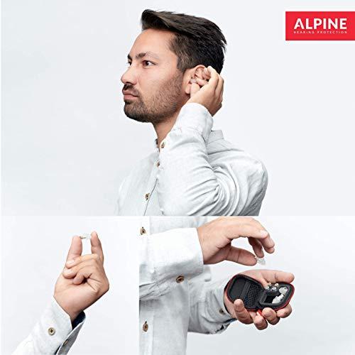 Alpine MusicSafe Pro Gehörschutz Ohrstöpsel für Musiker - 8