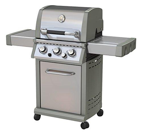 El Fuego Gasgrill Hartford Grill BBQ Grillwagen Gasgrillwagen Barbecue