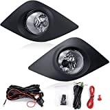 RP Remarkable Power, FL7154 Fit For 2014 2015 Corolla CE ECO L LE S Fog Lights Kit Switch Wiring