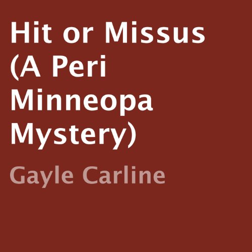 Hit or Missus audiobook cover art