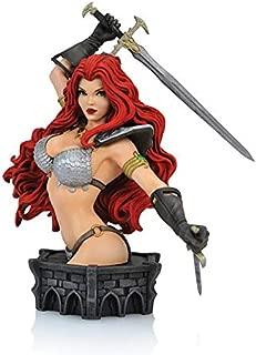 Dynamite Women of Red Sonja by Arthur Adams Artist Proof Edition Polyresin Bust