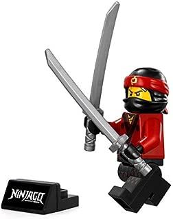 LEGO The Ninjago Movie Minifigure - Kai (with Mask and Two Swords) 70615