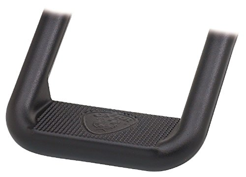 Carr 103991-1 Hoop II XP3 Black Powder Coated Step
