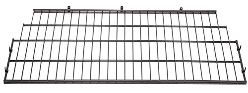 Suncast Add-On Wire Shelving for BMS1250 and BMS2000 Vertical Storage Sheds, Black -  Suncast Corporation, BMSA7S