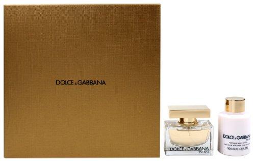 Dolce & Gabbana The One femme/woman, Geschenkset (Eau de Parfum,50 ml+Bodylotion,100 ml)