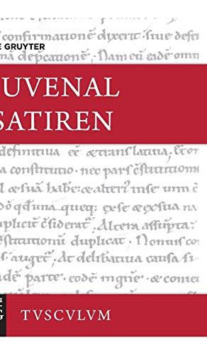 Satiren: Lateinisch - deutsch (Sammlung Tusculum)