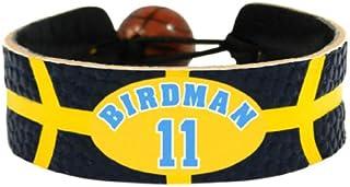 GameWear Denver Nuggets Bracelet Team Color Basketball Chris Andersen