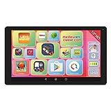 Lexibook LexiTab Indigo-Tablette Enfant avec Applications éducatives, Jeux et contrôles parentaux-Android, Wi-FI, Bluetooth, Google Play, Youtube, MFC10FR, Blanc/Mauve